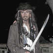Sosie pirate Jack Sparrow